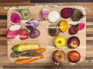 Mixed Seasonal Produce Box