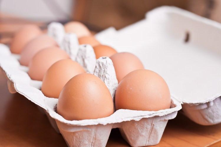 6 Dozen Eggs