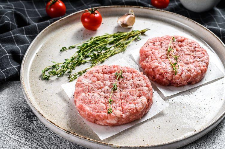 Bacon Burger Patties
