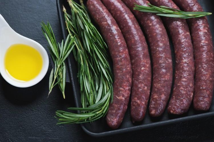 Maine Blueberry Breakfast Pork Sausage Links
