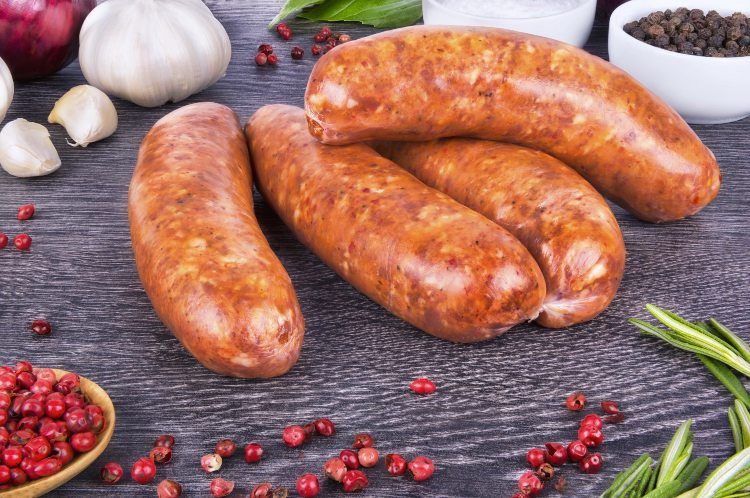 Andouille Pork Sausage Links