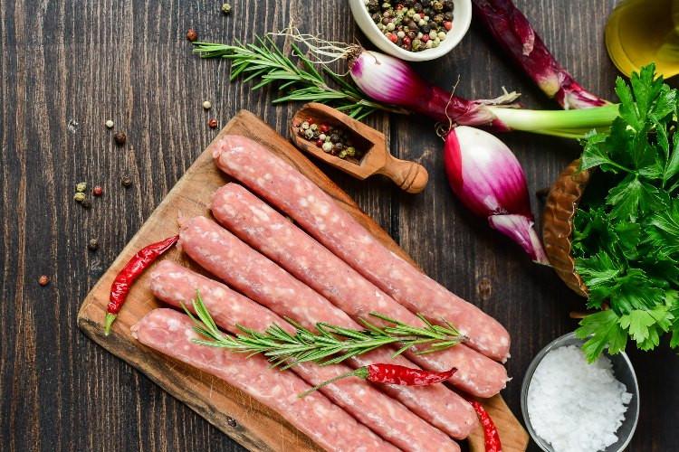 Herb & Garlic Chicken Sausage Links
