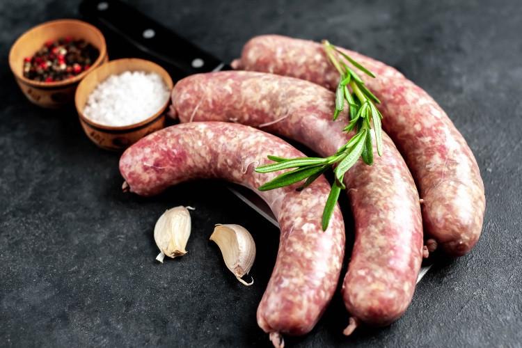 Sweet Italian Lamb Sausage Links