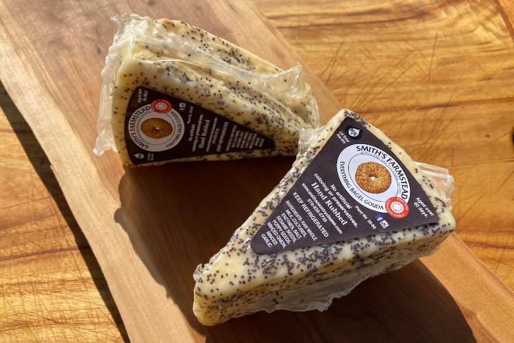Everything Bagel Gouda Cheese