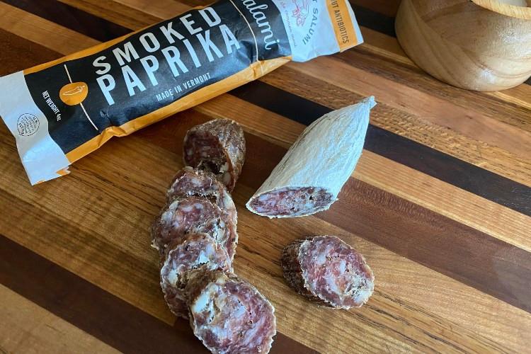 Smoked Paprika Salami