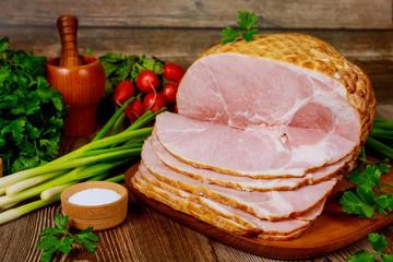 Bone-In Whole Smoked Ham (Nitrate Free)