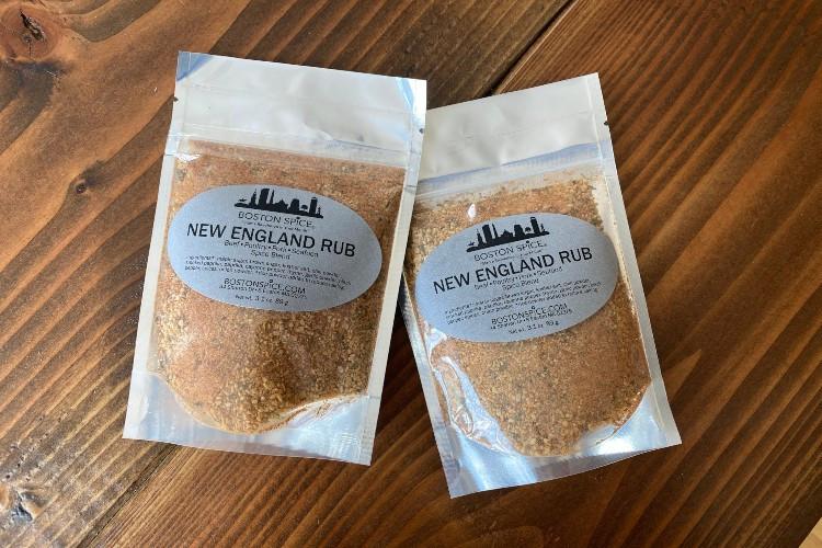 New England Rub Spice Blend