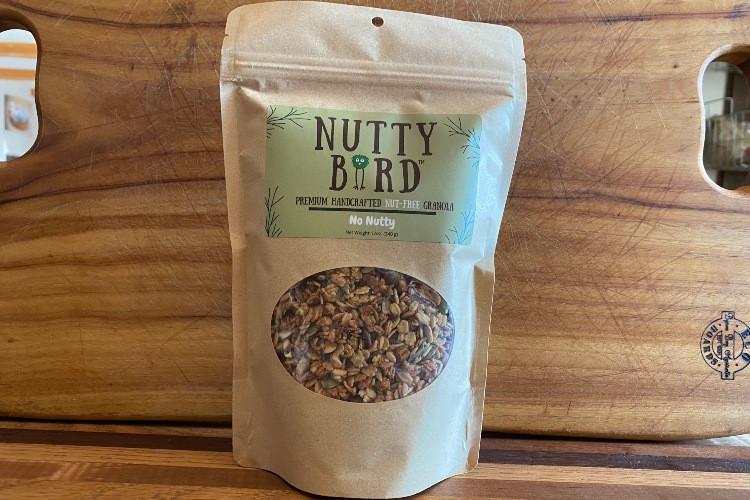 Granola: No Nutty