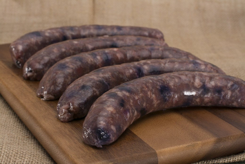 Maine Blueberry Breakfast Sausage Links
