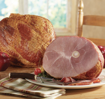 Whole Smoked Ham