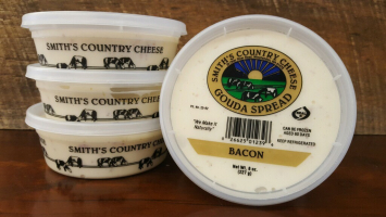 Smiths Country Cheese Bacon Gouda Spread