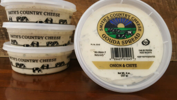 Smiths Country Cheese Onion & Chive Gouda Spread