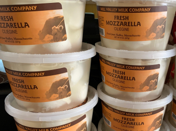 Mill Valley Milk Company Mozzarella cheese