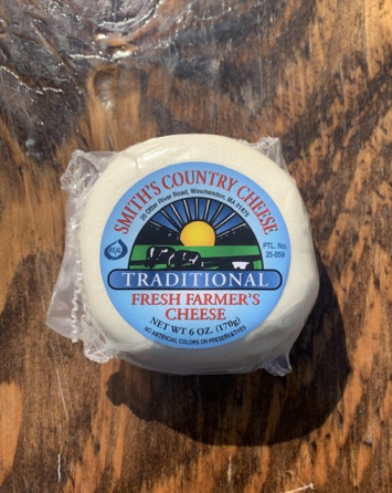 Traditional Farmer's Cheese