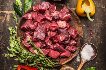 Beef Meat for Stew 2lb Package