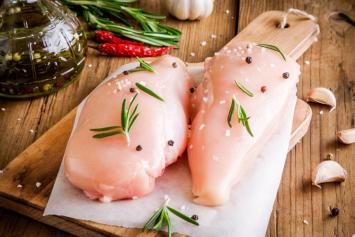 10 LB Boneless Skinless Chicken Breast