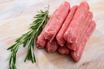 Breakfast Pork Sausage Links