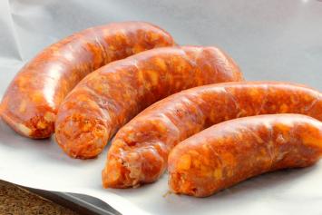 Hot Italian Pork Sausage Links