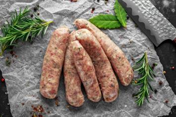 10 PK Sweet Italian Pork Sausage Links