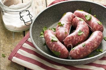 Sweet Italian Bison Sausage