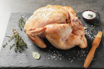Half Turkey
