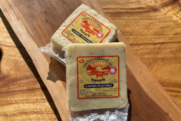 Garden Vegetable Havarti Cheese
