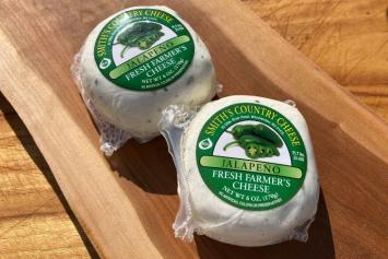 Jalapeno Farmers Cheese