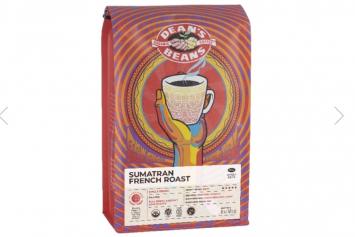 Sumatran French Roast Coffee