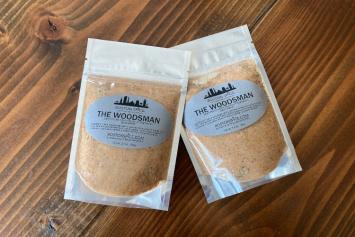 The Woodsman Spice Blend
