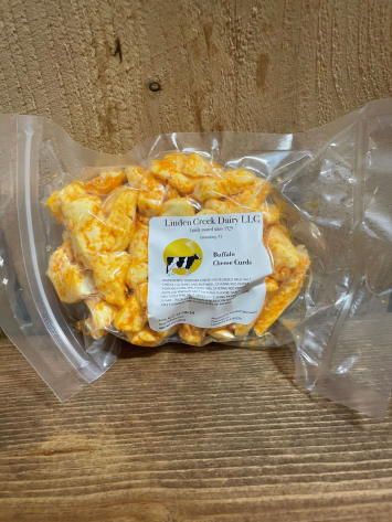 Buffalo Cheese Curds