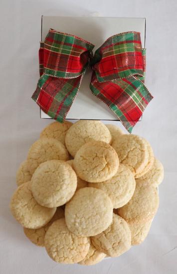 Gift Box of Sugar Cookies