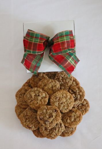 Gift Box of Chocolate Chip Cookies