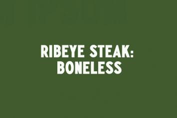 Ribeye Steak - boneless