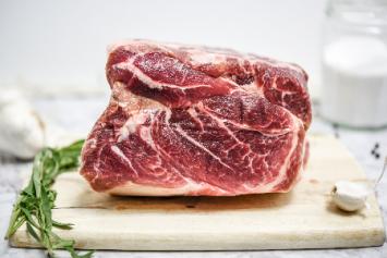Pork Shoulder: Butt Roast