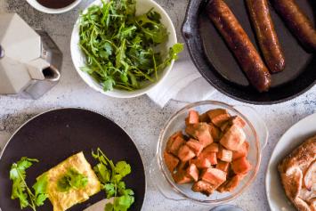 Pork Sausage: Country Breakfast - mild