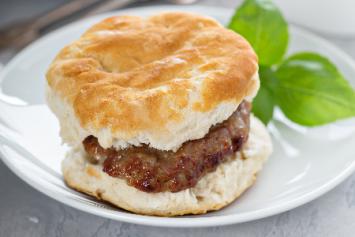 Pork Sausage: Maple Breakfast Patties