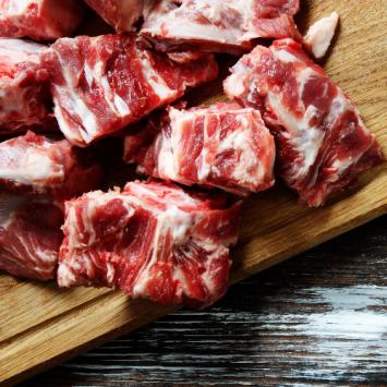 Meaty Pork Neck Bones