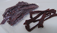 Lamb Jerky - Peppered
