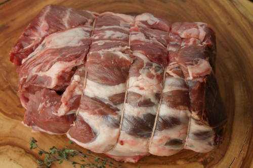 Lamb Shoulder Roast (Boneless)