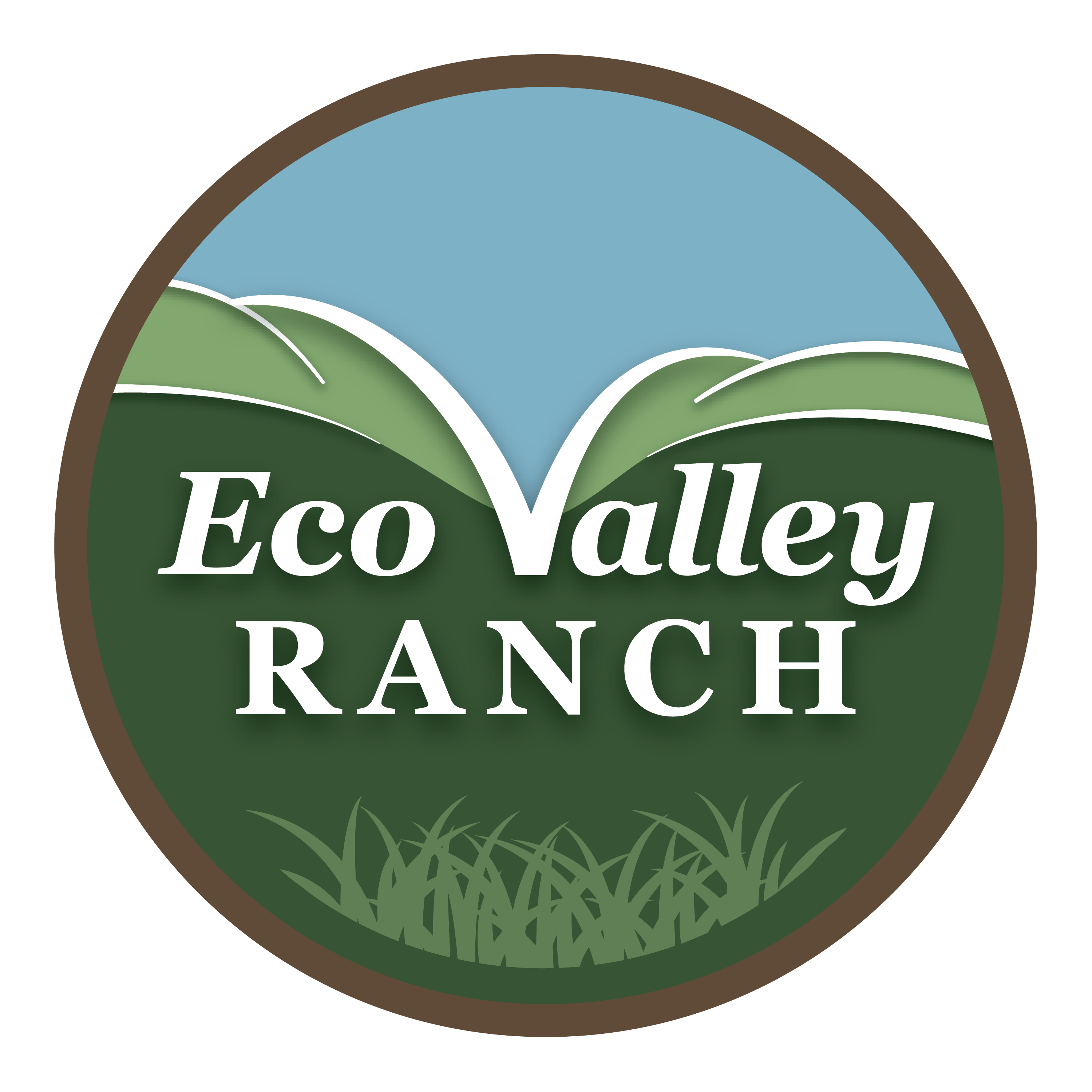 Eco Valley Ranch Logo