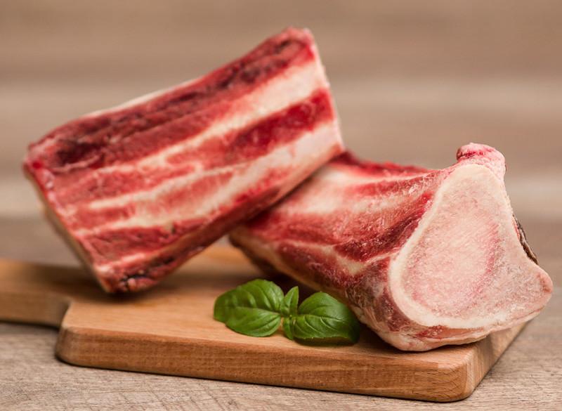 Pork Marrow Bones
