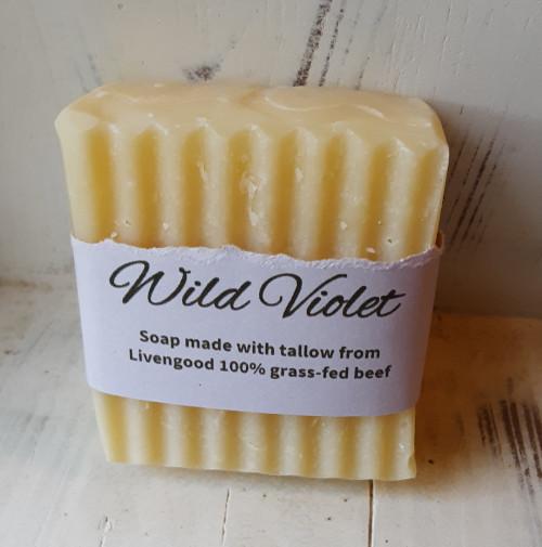 Wild Violet Soap Bar