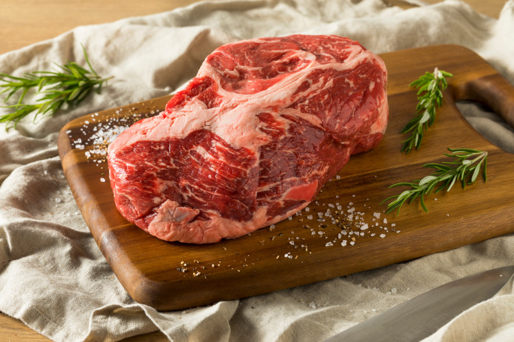 Beef Boneless Chuck Roast