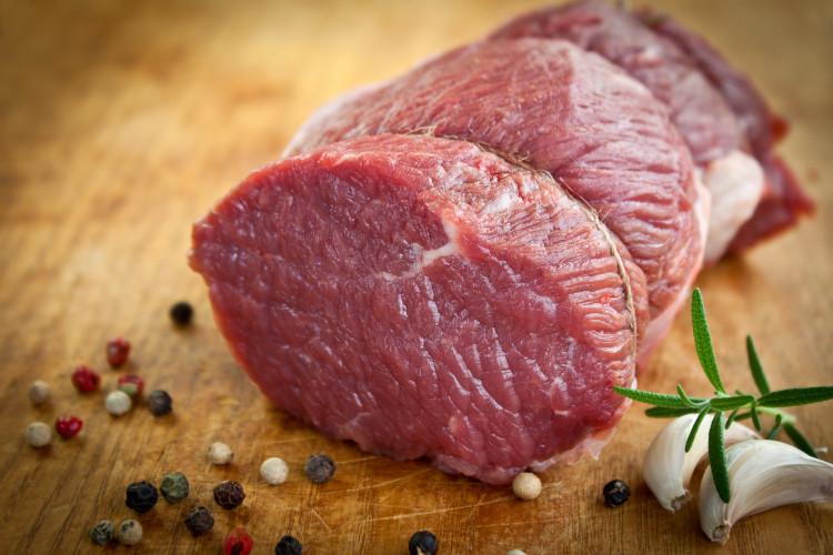 Beef Eye of Round Roast
