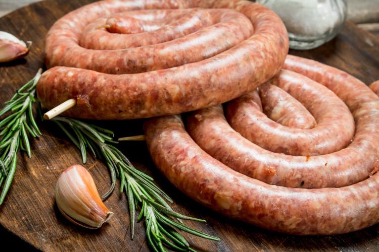 Pork Salt and Pepper Sausage (rope)