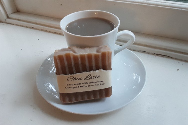 Chai Latte Soap Bar