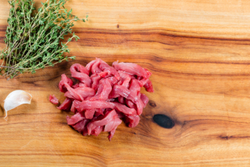 Beef Stir Fry Meat