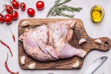Chicken Half