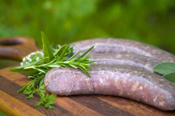 Beef Sausage Grillers (Sage)