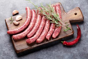 Pork Hot Italian Sausage (grillers)